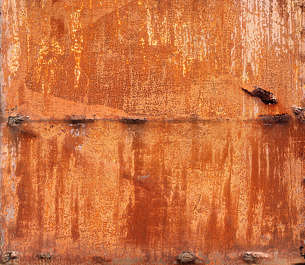 rust rusted leaking