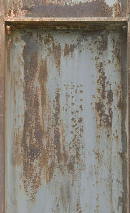 metal rusted paint corroded corrosion