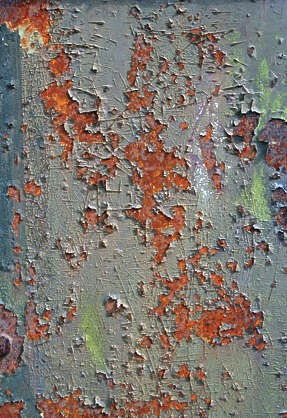 metal paint rust