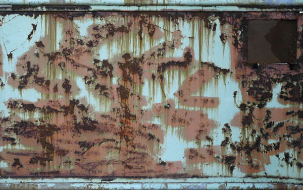 rust rusted paint