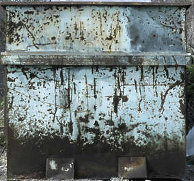 metal rust paint