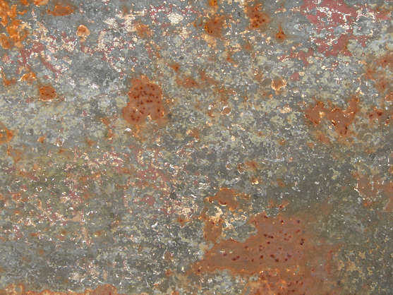 rust paint metal