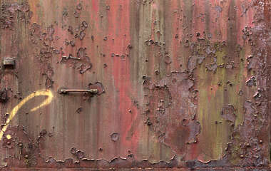 paint rust rusted old dirty