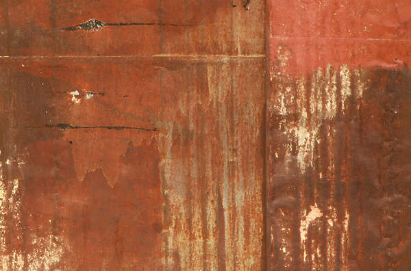 india metal plate plates rust rusted