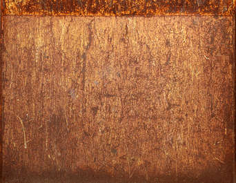 rust rusted metal paint