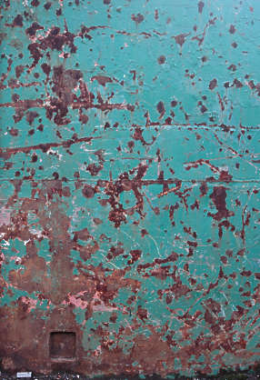 metal paint rust spots
