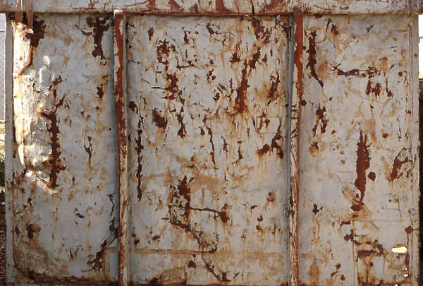 rust paint container