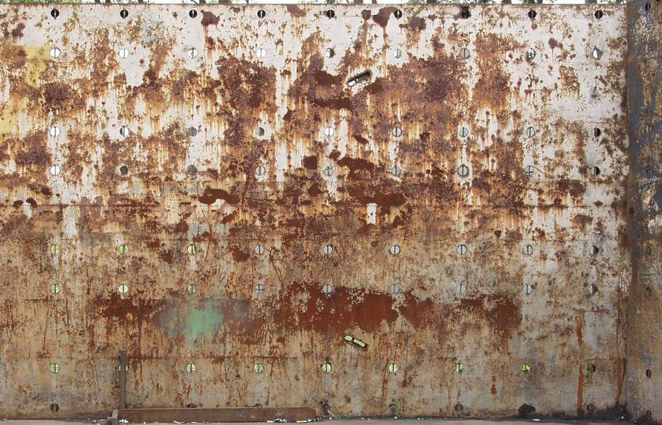 RustPaint0060 - Free Background Texture - rust paint spots ...