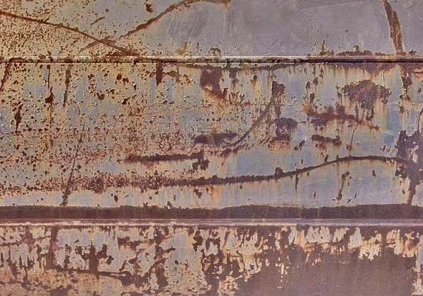 rust scratches