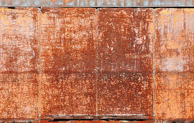 metal rusted rust paint scratches