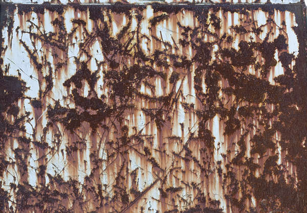 rust rusted scratches germany