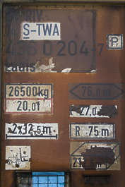 numbers train loading stickers