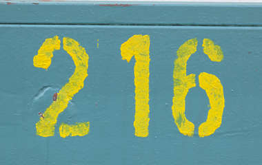 sign numbers number