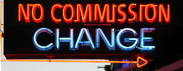 sign neon change