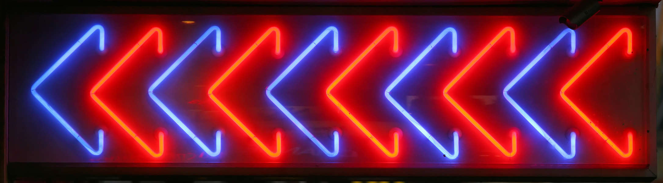 Signsneon0037 Free Background Texture Sign Neon Arrow