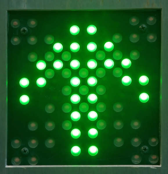 Signsneon0100 Free Background Texture Sign Arrow Leds