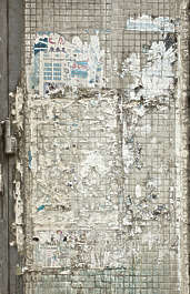 hong kong asia asian china sticker poster weathered torn worn