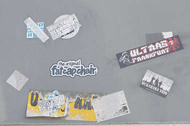 paper stickers germany