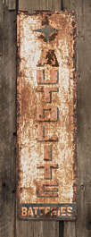 USA nelson ghost town ghosttown sign rusted old weathered corroded