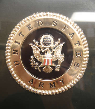 logo army usa