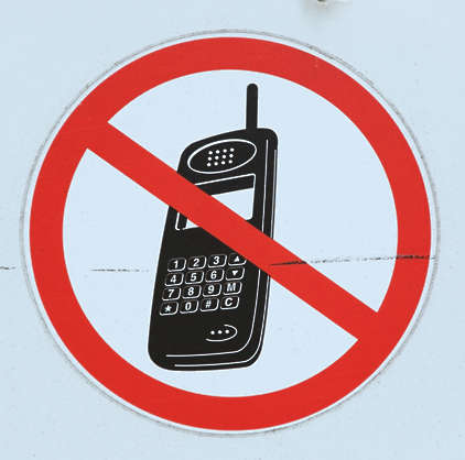 sign mobile phone