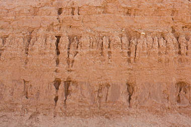 sediment cliff geological earth morocco rock cliffs