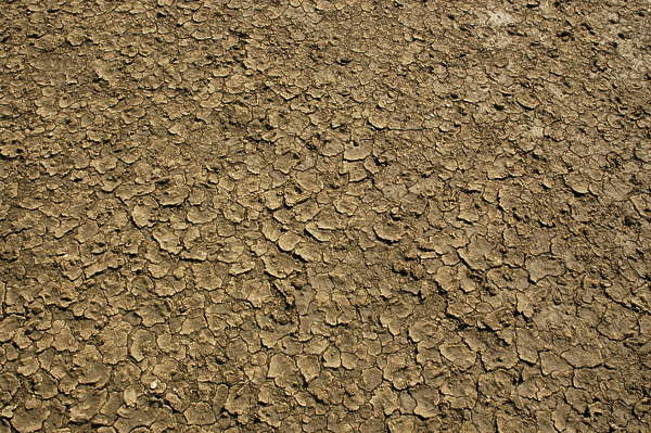 sand ground earth cracked dry