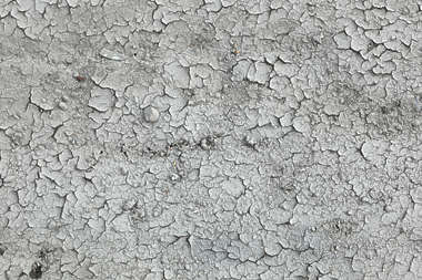 earth sand dry cracked