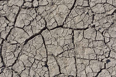 ground cracked earth dry desert sand mud
