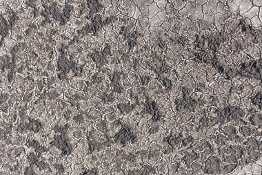 aerial ground terrain soil dry desert sand earth