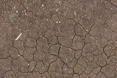 ground earth cracked dry cracks