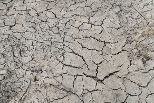 earth cracked ground dry