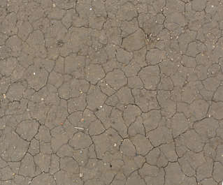 ground morocco soil cracked crackles dry sand mud earth