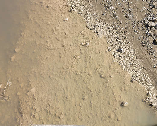 ground morocco river riverbed water stones pebbles underwater
