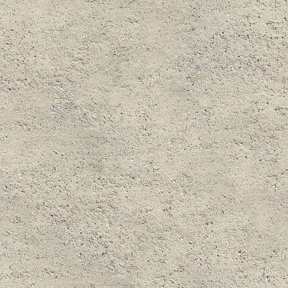 concrete floor sand