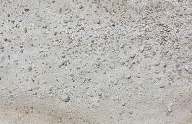 gravel pebbles sand soil