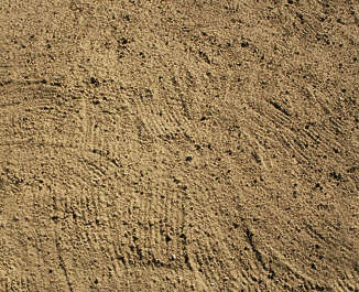 sand earth ground