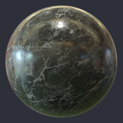 substance shader marble floor church PBR