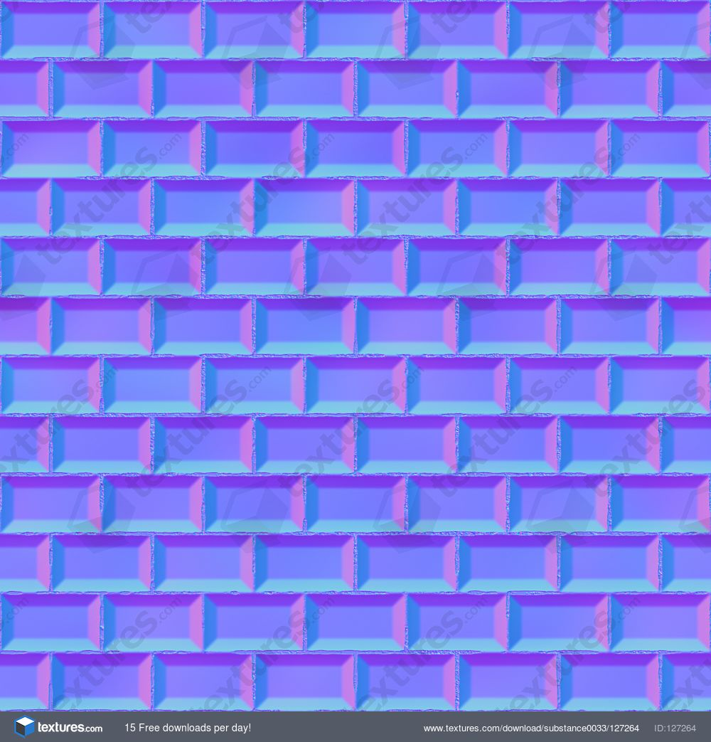 Subway Tiles Substance (S0033)