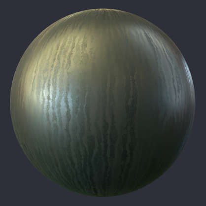 Substance material shader PBR leaky metal leaking grunge copper bronze aluminium leaks streak stain mask grungemap