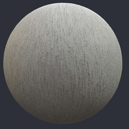 Substance shader customizable material PBR plaster stucco wall