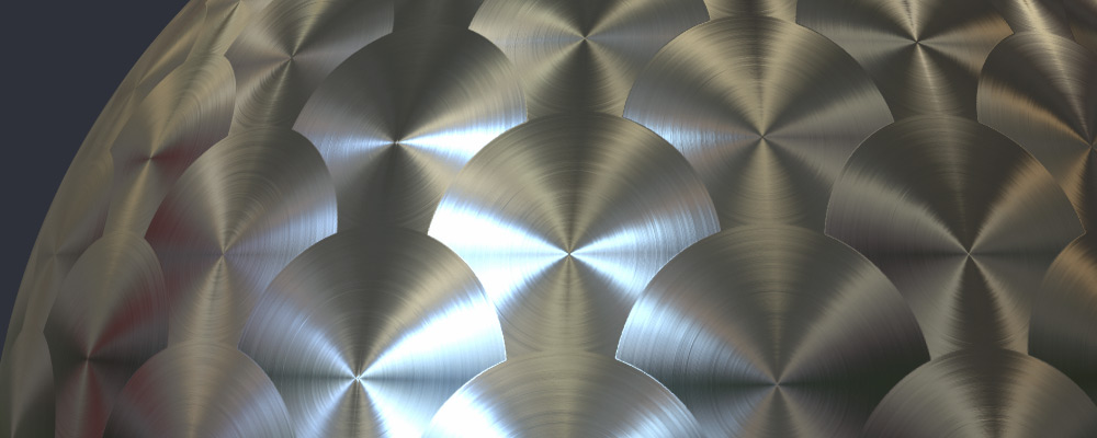Brushed Stainless Steel S0065