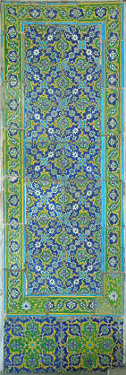 tiles ornament patterned