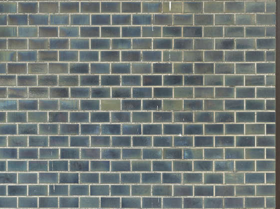 bricks tiles plain old glazed small brick Japan Japanese