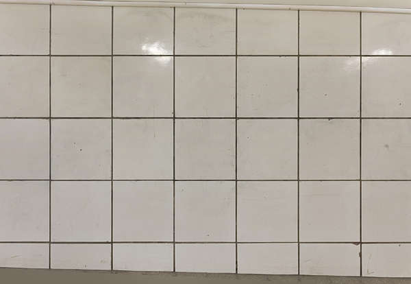 tiles plain subway metro