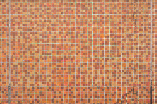 tiles small mosaic plain japan