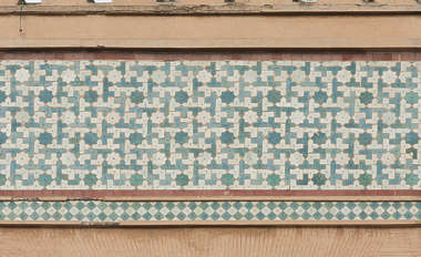 door doors morocco arabic moorish ornate tiles zellige