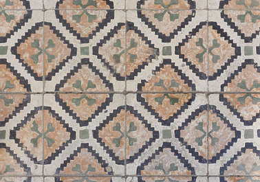 tiles zellige morocco ornate moorish old medieval