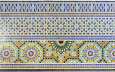 morroco moorish morocco tiles zellige ornate