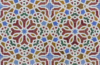 morocco ornament moorish tiles zellige